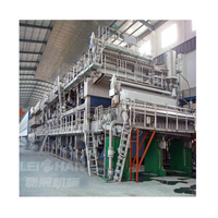 Good Quality Industrial Heavy Duty Toilet Tissue Paper Roll Manufacturing Machine