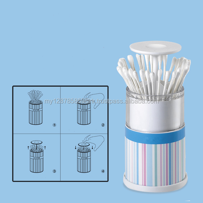 Automatic Cotton Swab Storage