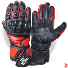 OEM Wholesale Leather Motorcycle Gloves