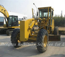 90% new caterpillar 140H motor grader used Japan cat 140h 140g 140K graders