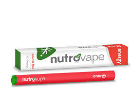 New NutroVape Inhalable Energy Aid, 200 Nutro Inhalations by vape