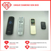 Diamond Remote Controller Plastic Injection Molding Parts Service