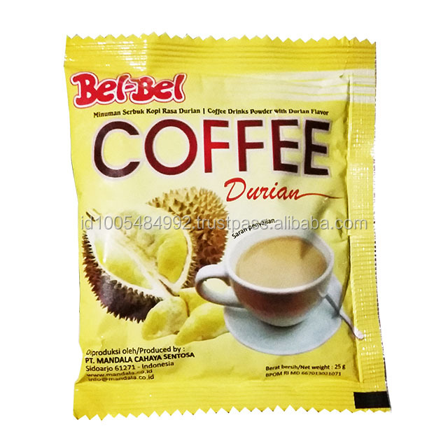 Top Seller DURIAN COFFEE POWDER FROM INDONESIA