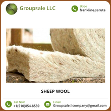 Hot Selling Sheep Wool at Export Price/ Raw Sheep Wool for Sale