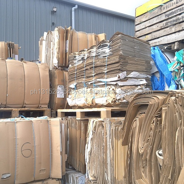 2018 Old corrugated cartons for sale