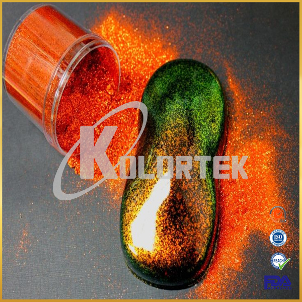 High Quality Bulk Glitter Pigment Metal Flake for Car Paint