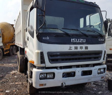 used isuzu dump truck, used isuzu forward dump truck cheap price in Shanghai