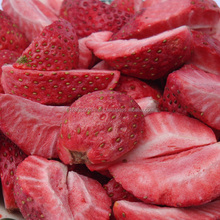 Freeze Dried Strawberry / Fresh Strawberry Fruits