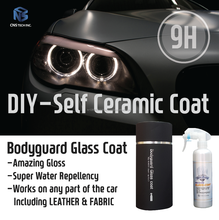 Car Glass coating for Self-car coating of all-in-one type Super hydrophobic coating