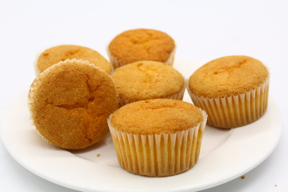 Delicious Vietnamese nutrtion sweet egg cupcake for everyone