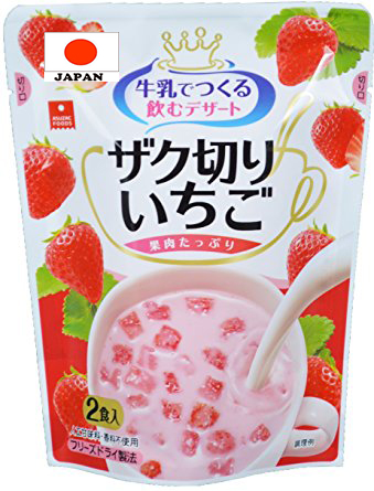 safe and Sweet Best-selling Fruits dessert for daily made in japan