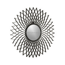 HANDMADE DECORATIVE SUNFLOWER MIRROR