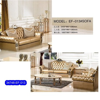 Hot sale Stainless Steel Sofa Set 34748-EF-013