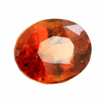 2.75 Cts Natural Garnet Certified Gemstone Canada