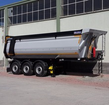 U Type Dump / Tipper Semi Trailer