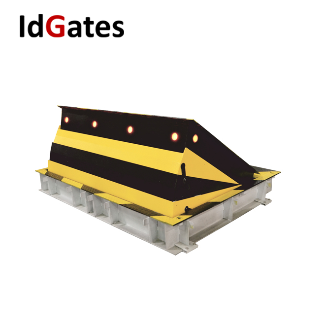 IdGates Anti-Terrorist Anti-Ram Road Blocker Traffic Safety Barrier