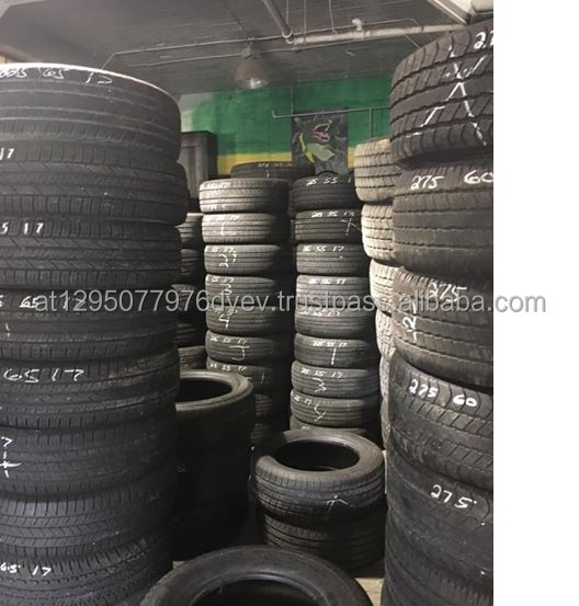 Used Car Tires From EUROPE AND JAPAN