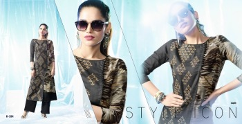 Artery Cotton Kurtis with Embroidery & Prints