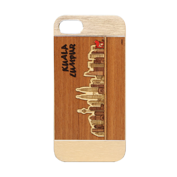 Stationery Product Souvenir Gift Laser Engraving Wood Veneer Mobile Phone Casing Personalized Unique Gift ideas