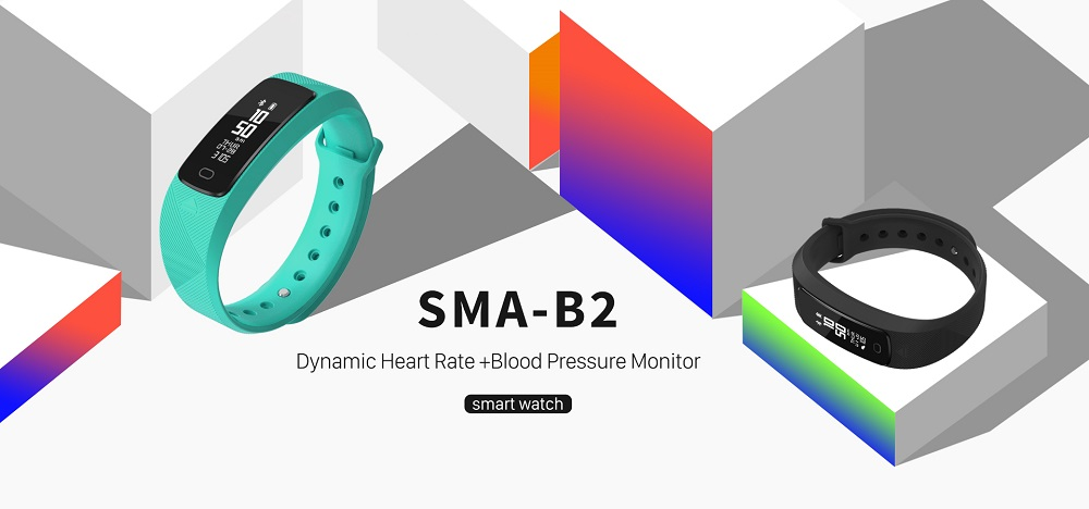 Hot sales activity&sleep tracker with dynamic heart rate monitor, blood pressure, USB charging and blood oxygen