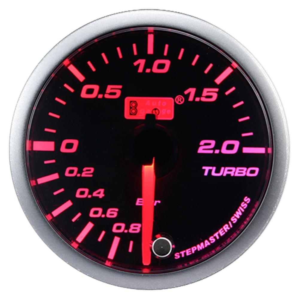meter boost gauge