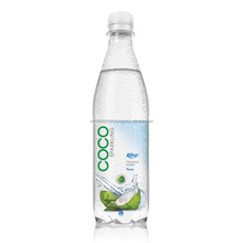 500ml Bottle Sparkling Coconut Water