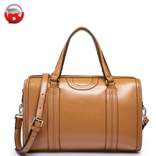 BARCELONA New Model Custom Luxury elegance women leather hand bags for ladies