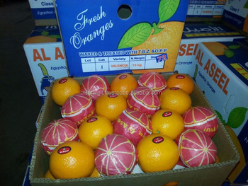 ( THAT YEAR ) : New Crop - New Year Special Offer - Fresh Oranges.