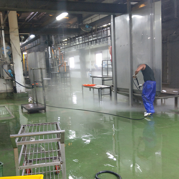 Food grade industrial Polyurethane floor