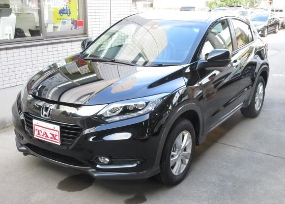 Second Hand Japanese Car 2017 Honda Vezel Hybrid X package Honda Sensing