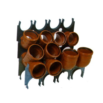Custom pvc pipe fitting mould
