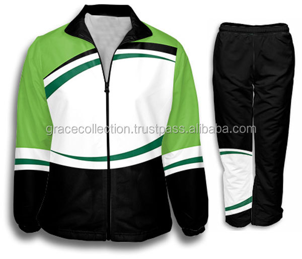 Sports Team Clubs Sublimation Soccer Tracksuits Team Wear Tracksuits
