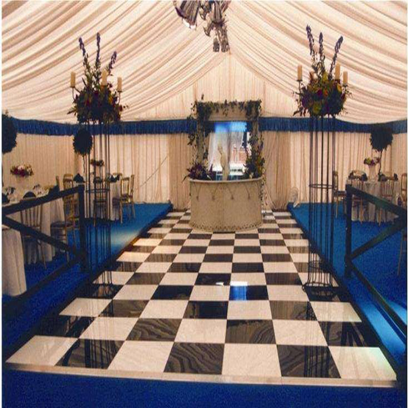 wholesale portable dance floor event decorated floor