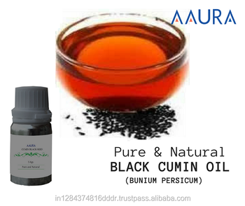 Private Labelling Black Cumin Seed Oil