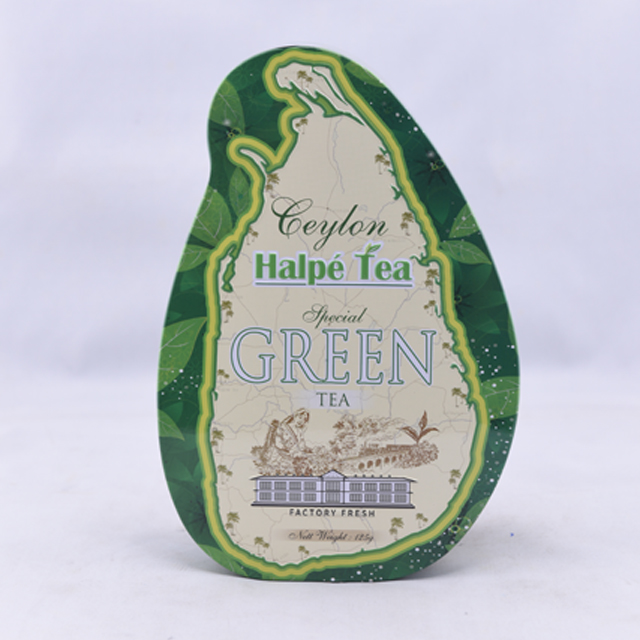 Ceylon Sri Lankan Caddy- Green Tea
