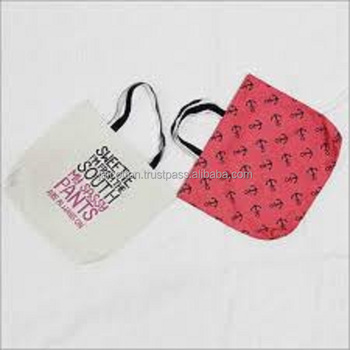 Cotton Bag With 100% Cotton Quality from India