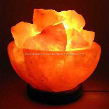Himalayan salt led/Salt LED Lamps/multicolor LED Bulb and USB Plug