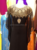 New Arrival Moroccan Caftan Women Arabian Beach Summer Long Dress/ Gorgeous party wear kaftan dress abaya