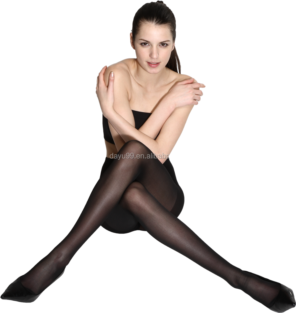 Sheer health care pantyhose compression body shapewear stockings