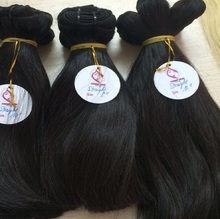 Ivirgo hair brazilian hair extensions malaysian curly cabelo humano from Vietnamese and Cambosian hair