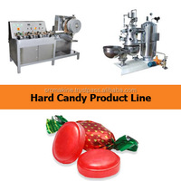 Hard Candy Product Machine Line Pres