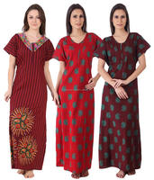 womens Night gown Exporters From India