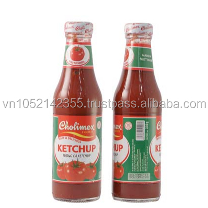Tomato Ketchup in Bottle 340gr