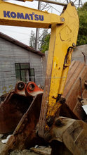Good condition KOMATSU PC55MR-2 used excavator used excavator kobelco sk07 hot sell
