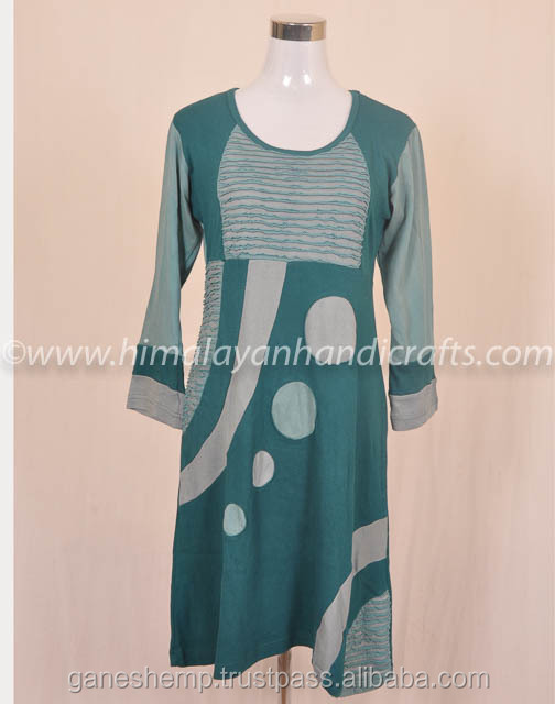 Ladies Long Sleeve Dress LSTSW 356
