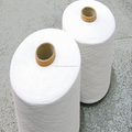 raw semi combed 100% cotton slub yarn for weaving