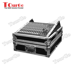 Tourgo Professional ATA Mixer Case for YAMAHA MGP16X Mixing Console Musical Instruments