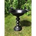 Small Garden Bird Bath | Metal Bird Bath | Garden Ornament Metal Bird Bath