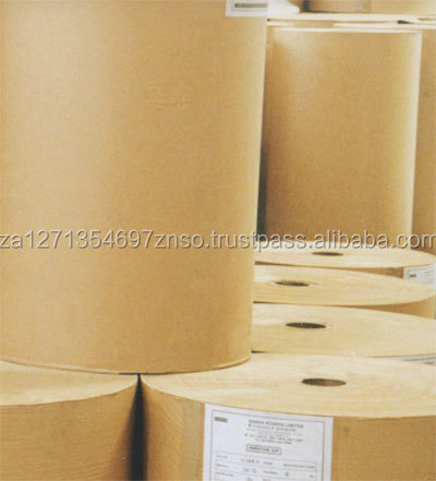 High Quality White and Brown Kraft Paper/ Kraft Paper