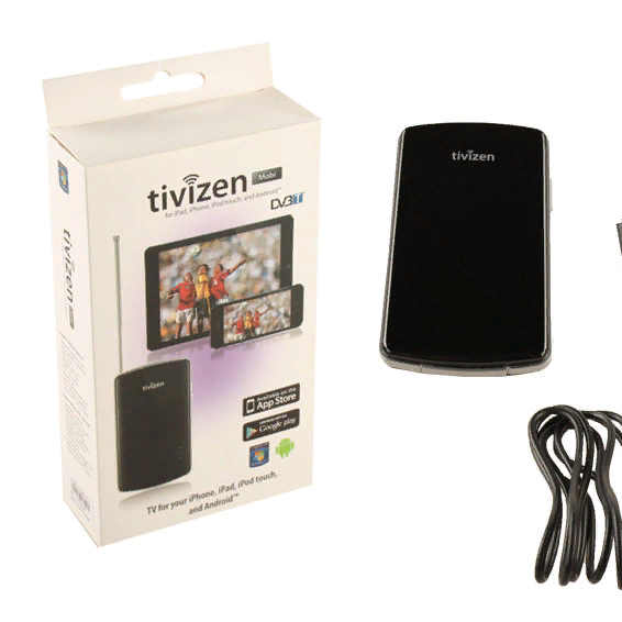 Tivizen Nano DVB-T receiver for Apple, Android, stocklot Germany wholesale